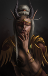 Demon Huntress [Commission]