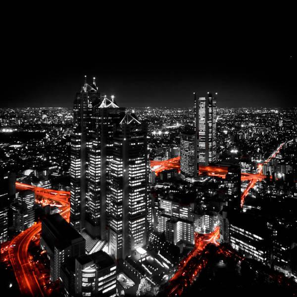 Tokyo at Night by imladris517