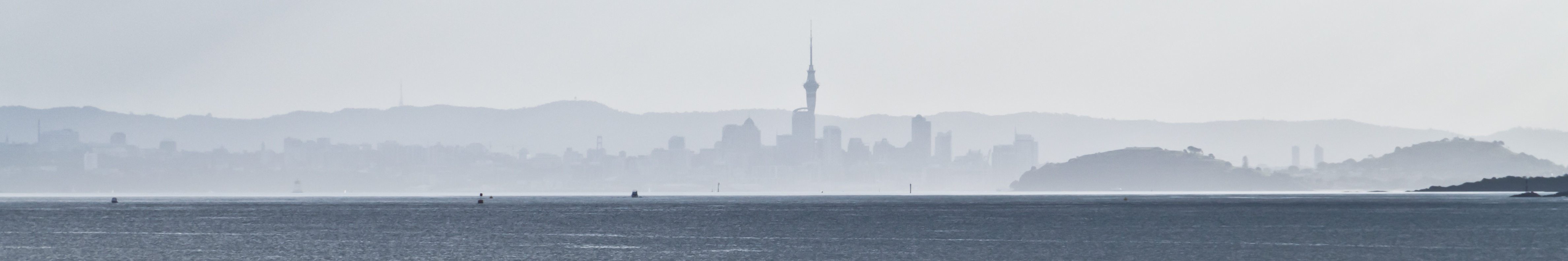 View of Auckland City by imladris517