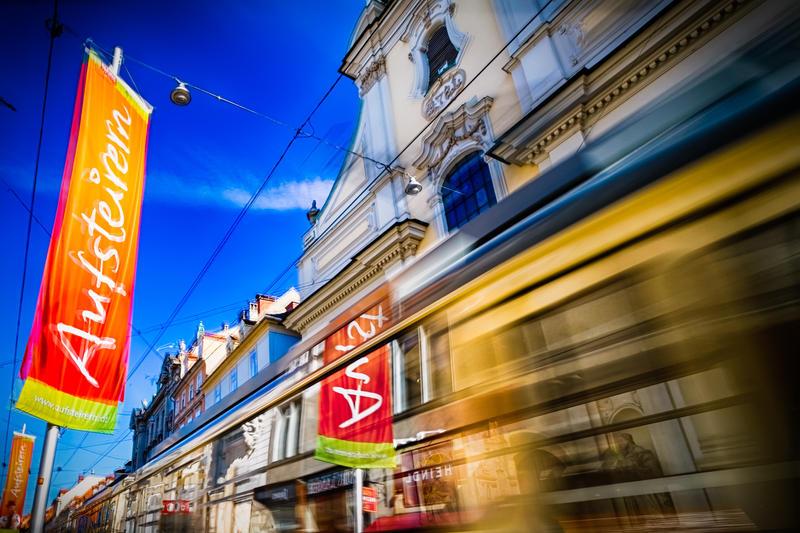 Aufsteirern in Graz by imladris517