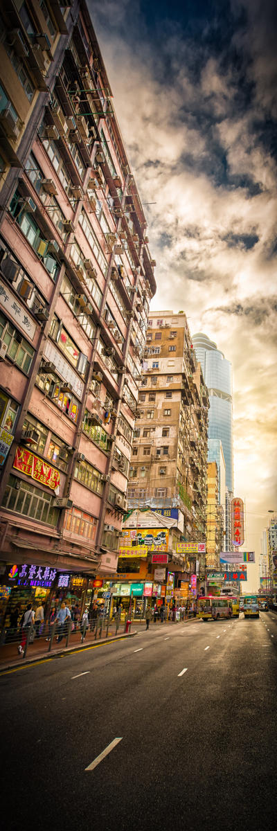 Hong Kong by imladris517