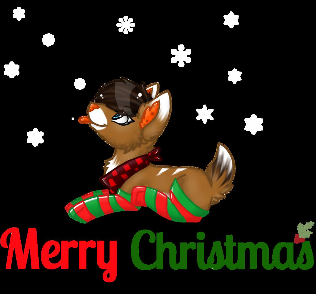 Christmas Commission! Miru by NekoMellow