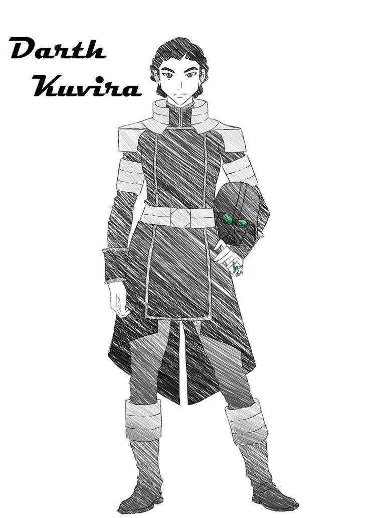 Darth Kuvira by Spaild