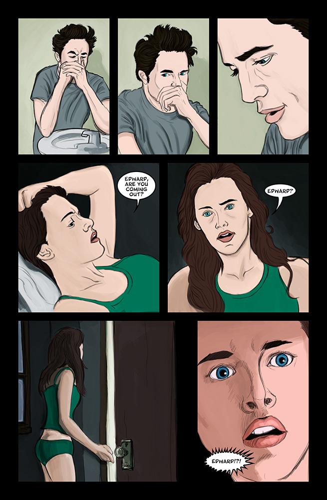 The Wastrels Twilight Parody Page 2 by UberWastrel