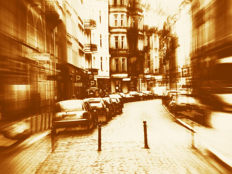 Ulica by DASZEK85