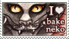 Bakeneko - stamp by alaztheri
