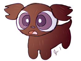 Dog Bunny (Powerpuff Girls) by 8BitPuppy