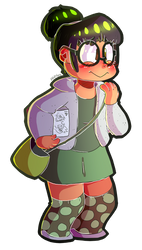Choroko by 8BitPuppy