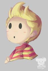 Lucas practice by Naokarii