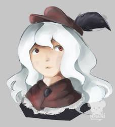 Robin Delanite by Naokarii