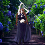 Nilasen [Hydrangea - being understood] by LilyanaRed