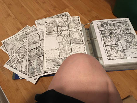 Working On Comics