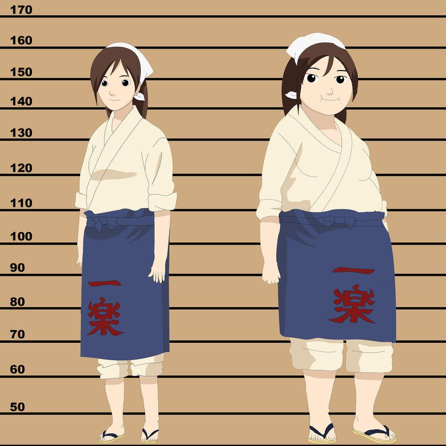 Image Gallery Naruto Ayame - 128.6KB