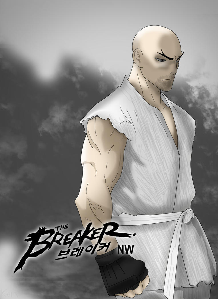 The Breaker New Waves cover ch 104 by Fighter1Manga