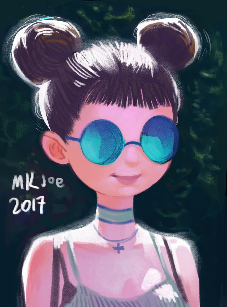 Summer vibes by mkjoeee