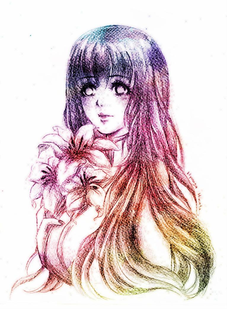 FA : Hinata by Kaning-mama