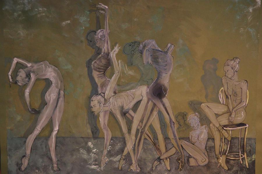 Ballerinas inside by cristine-russian
