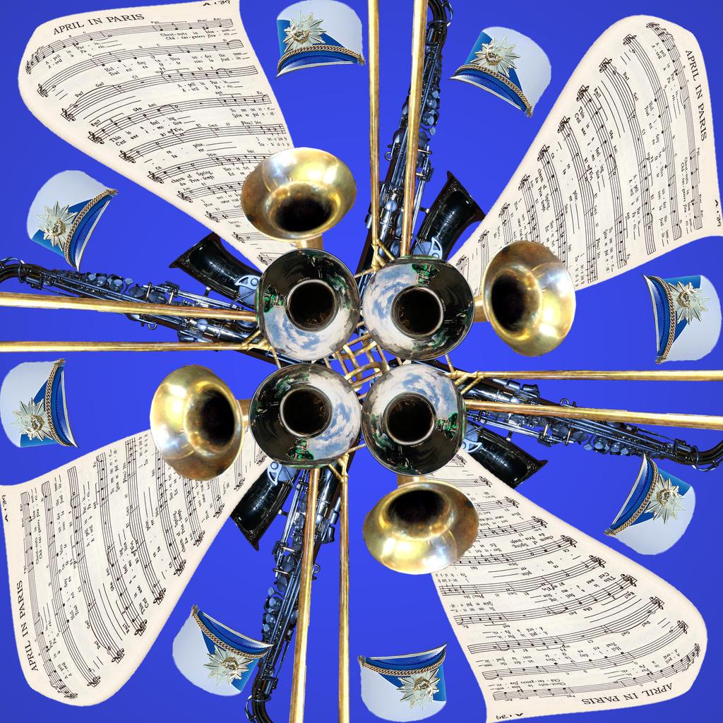 Radial Design by MarchingNorthStar