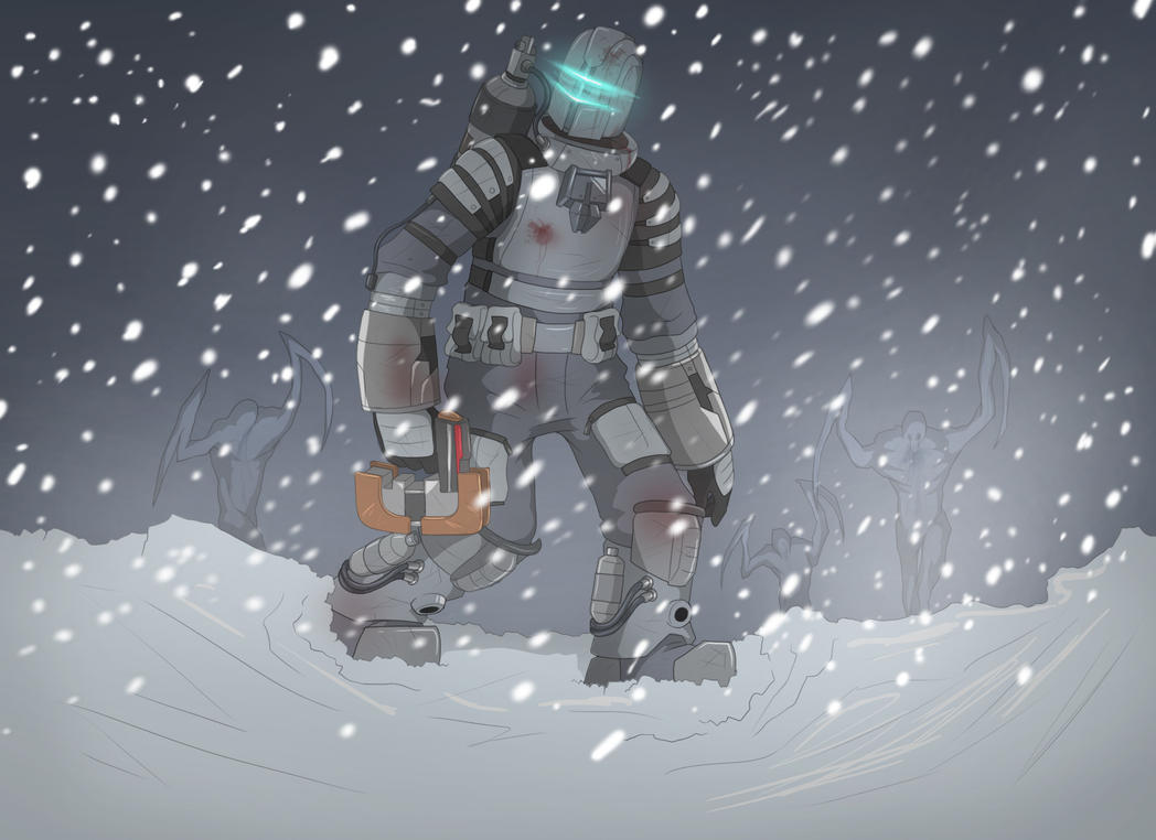 Dead Space- Blizzard by KrumpZero