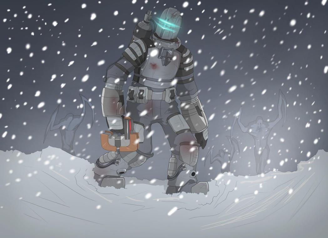 Dead Space- Blizzard by KrumpZero