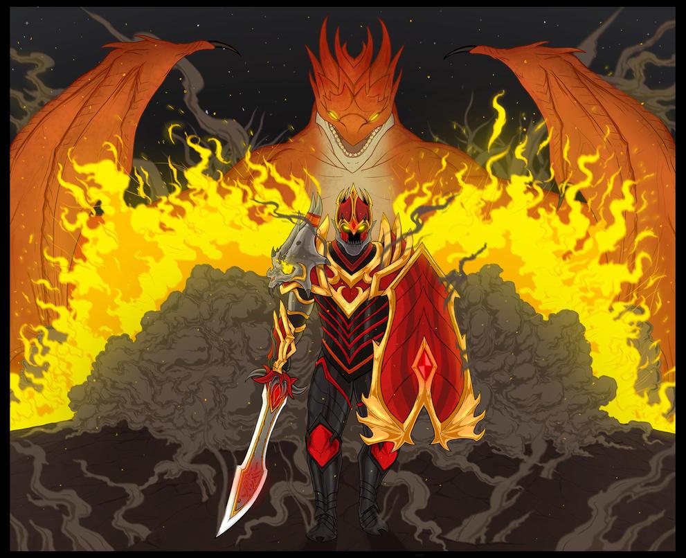 Dota 2 dragon to the fray by krumpzero on deviantart dota 2 dragon to the fray by krumpzero voltagebd Gallery