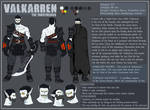 OC - Valkarren [Character Sheet]