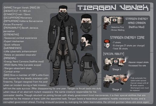 OC - Tiergan - Reference Sheet
