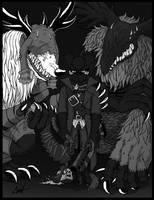 Plague of Beasts by KrumpZero