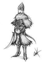 Lord's Blade Ciaran by KrumpZero