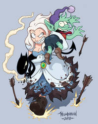 Disenchantment by KrumpZero
