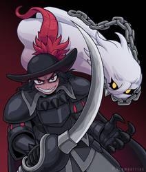 Grimly and Ethel by KrumpZero
