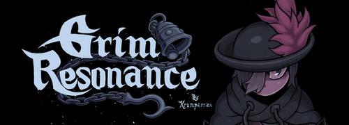 WEBCOMIC - Grim Resonance [Link in Desc.] by KrumpZero