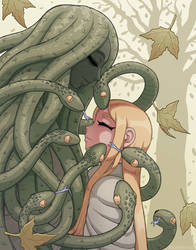 Snake Kisses by KrumpZero