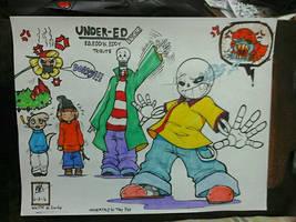 Under-Ed (WSache2020) by AtomicNeon