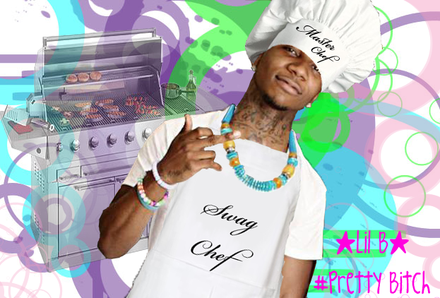 Lil B Da Based God by IAmOB
