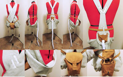 Costume Commission: Meow (Space Dandy)