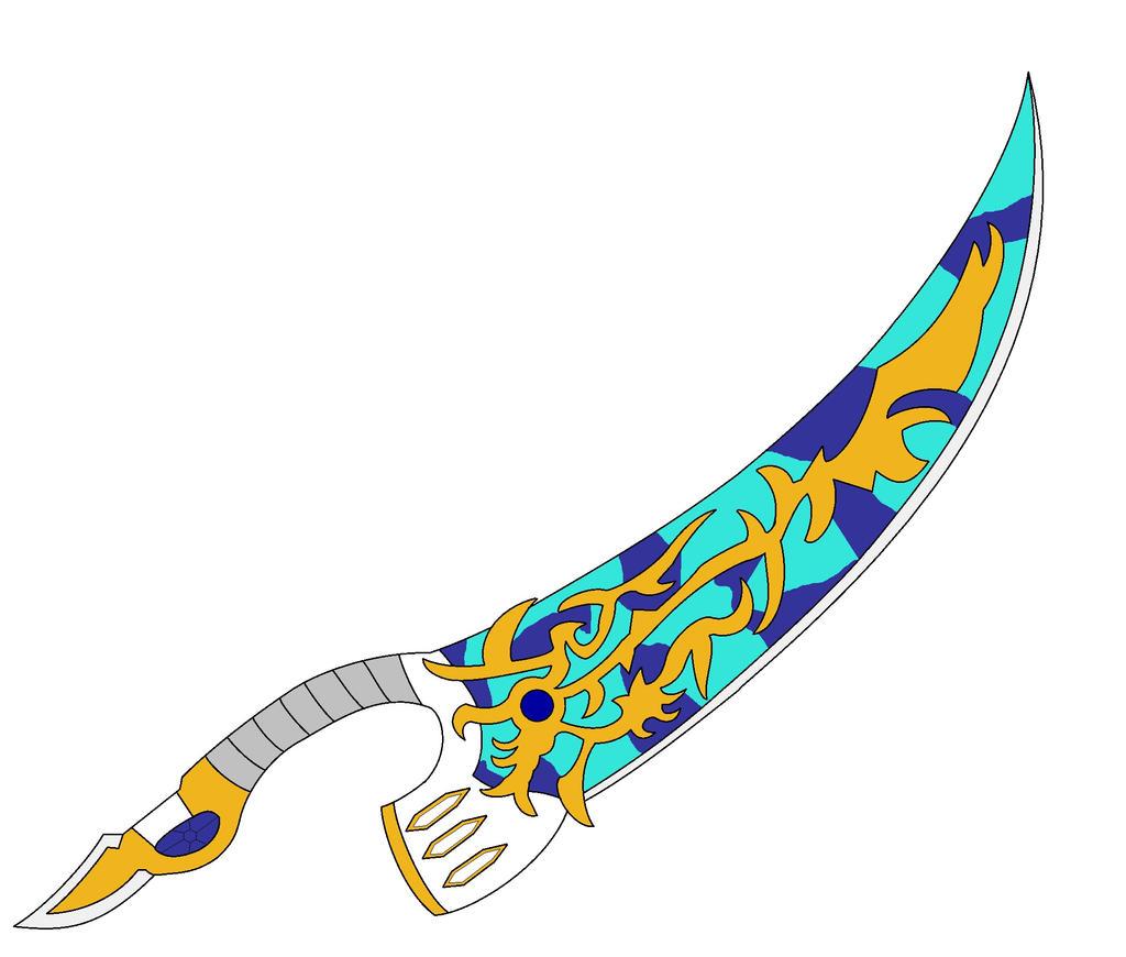 Water Sword by kongo217 on deviantART
