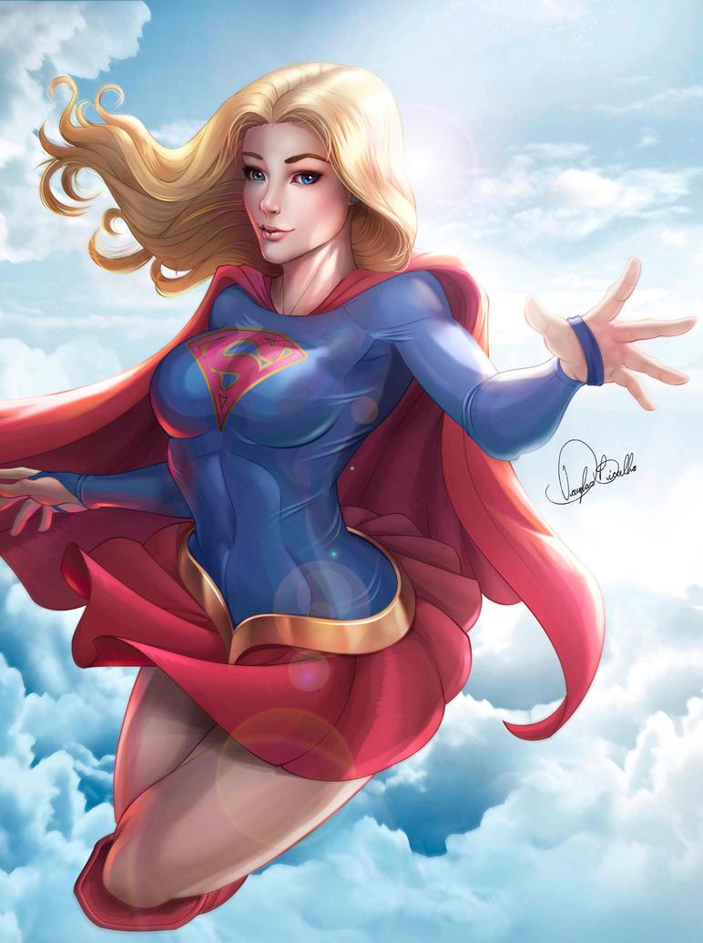supergirl drawings comic - photo #45