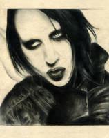 Marilyn Manson by VanessaWeuffel