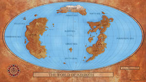 The World of Azeroth by seven44