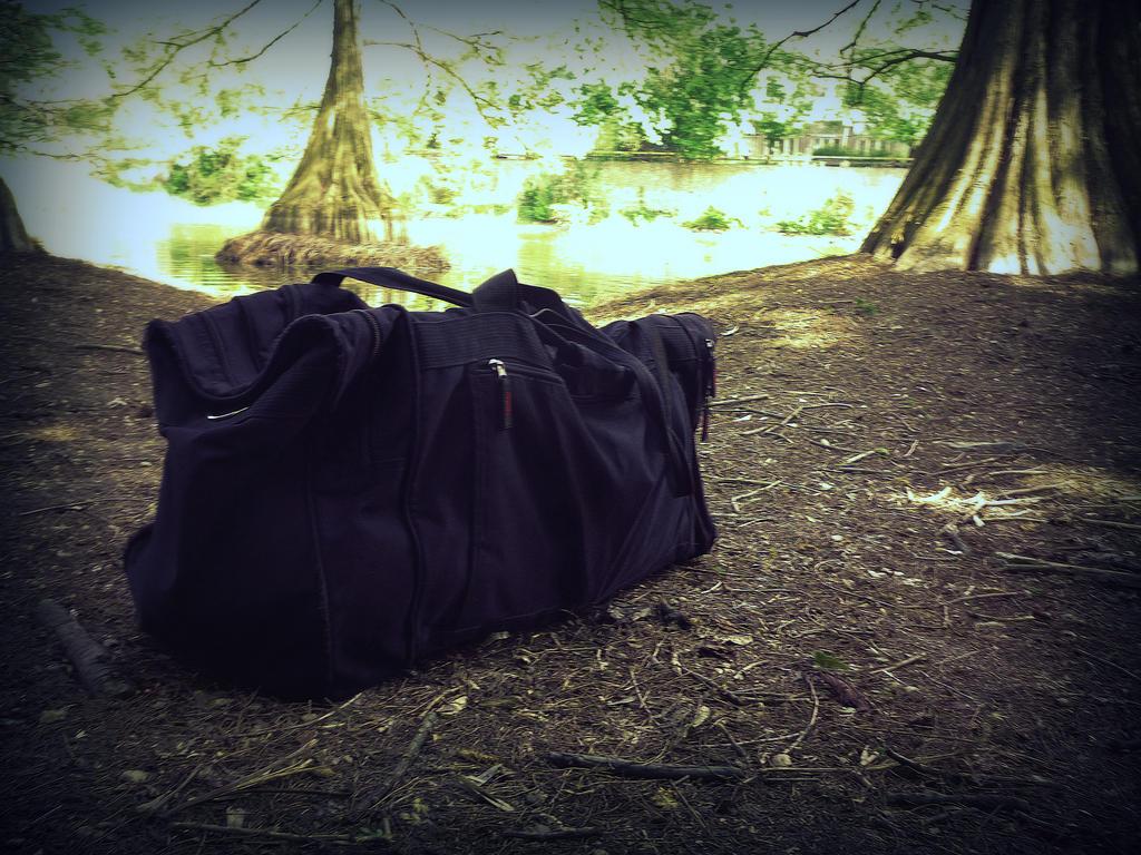 travel bag by depokid