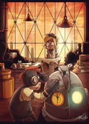 Steam world by mitssch