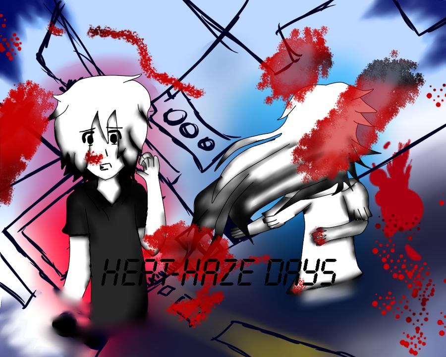HEAT-HAZE DAYS by YugiohFanatic789