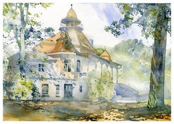 Podkowa Lesna by GreeGW