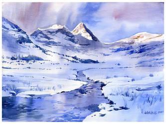 Winter 02 by GreeGW