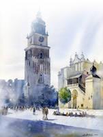 Krakow by GreeGW