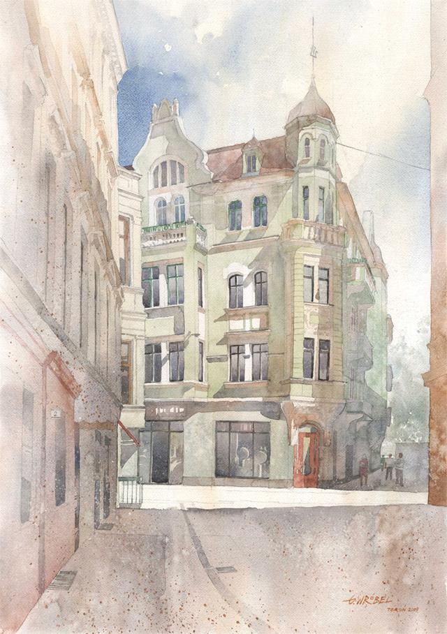 Szeroka Street by GreeGW