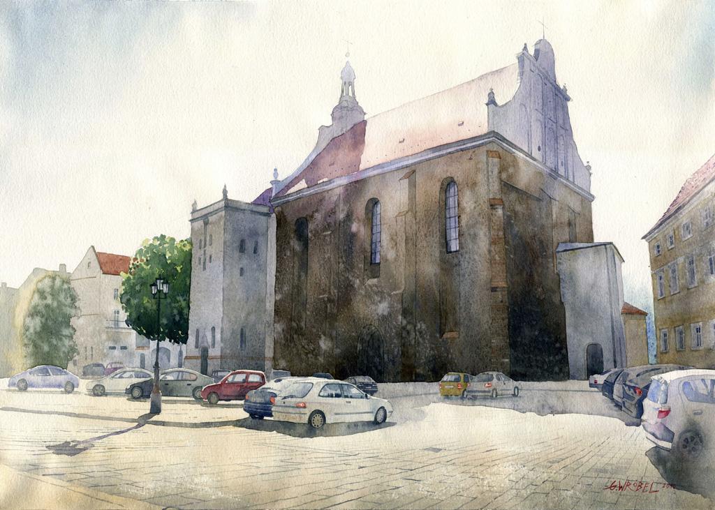 Kalisz By Greegw