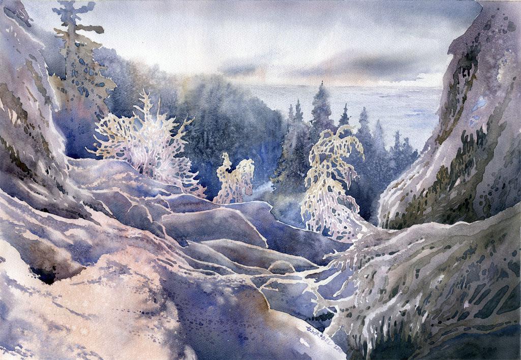 Winter shades by GreeGW