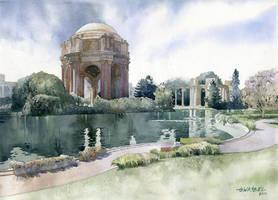 Epic garden by GreeGW